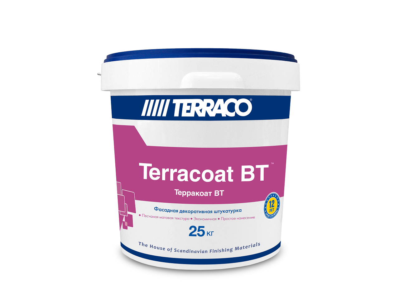 Terracoat BT (Терракоат BT) 25 кг